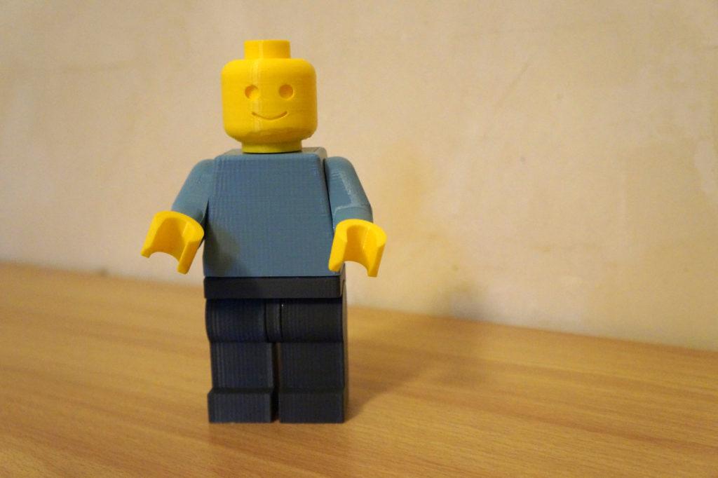 Lego mini fig.